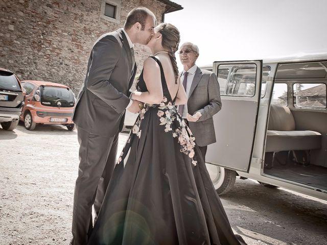 Il matrimonio di Andrea e Valentina a Bedizzole, Brescia 38