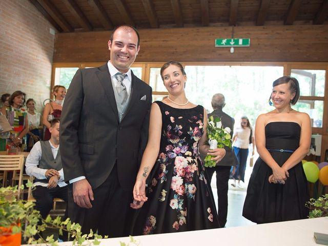 Il matrimonio di Andrea e Valentina a Bedizzole, Brescia 45