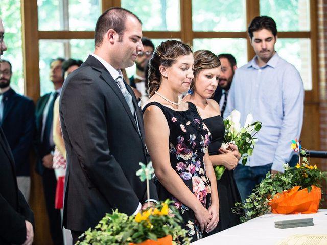 Il matrimonio di Andrea e Valentina a Bedizzole, Brescia 46