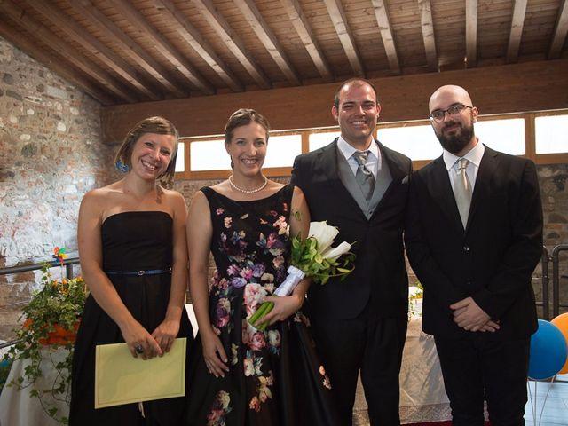 Il matrimonio di Andrea e Valentina a Bedizzole, Brescia 63
