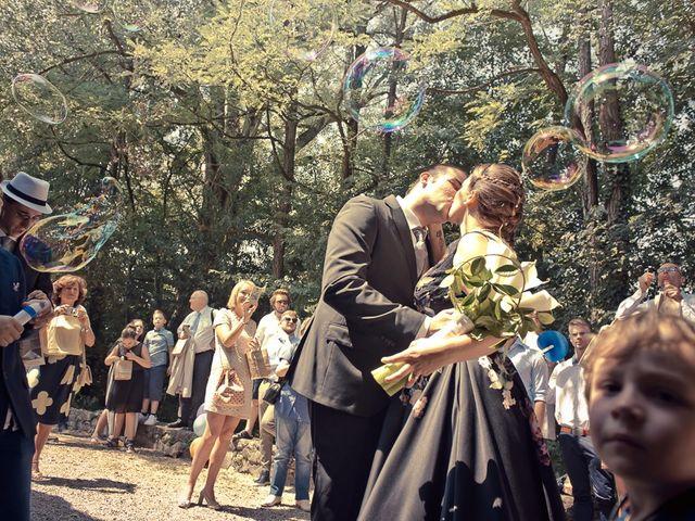 Il matrimonio di Andrea e Valentina a Bedizzole, Brescia 72