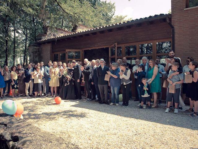 Il matrimonio di Andrea e Valentina a Bedizzole, Brescia 74