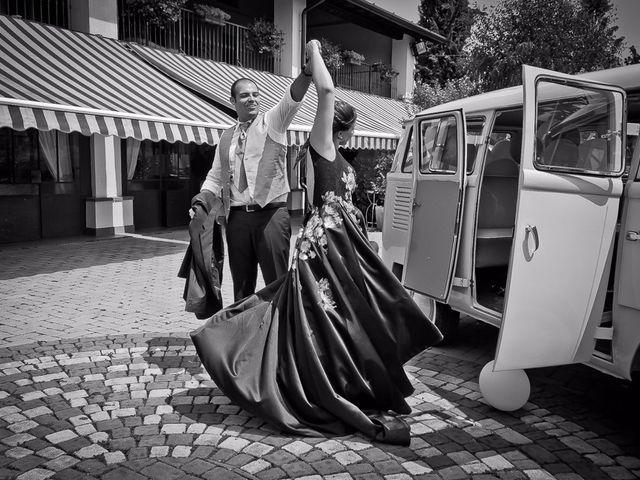 Il matrimonio di Andrea e Valentina a Bedizzole, Brescia 81