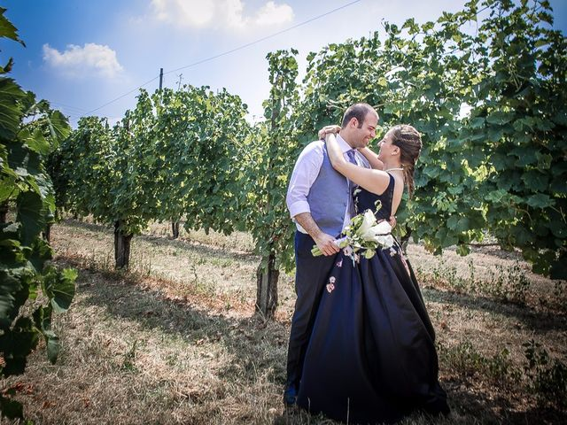 Il matrimonio di Andrea e Valentina a Bedizzole, Brescia 83
