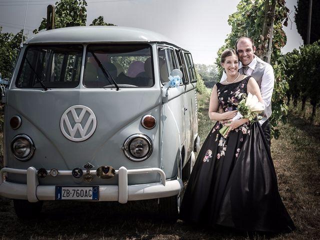 Il matrimonio di Andrea e Valentina a Bedizzole, Brescia 89