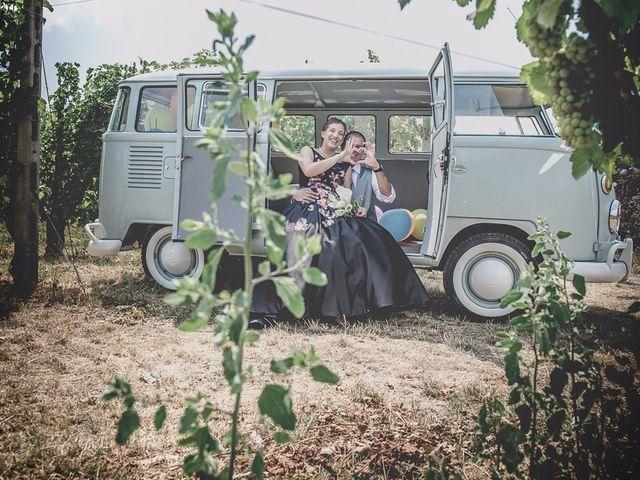 Il matrimonio di Andrea e Valentina a Bedizzole, Brescia 95