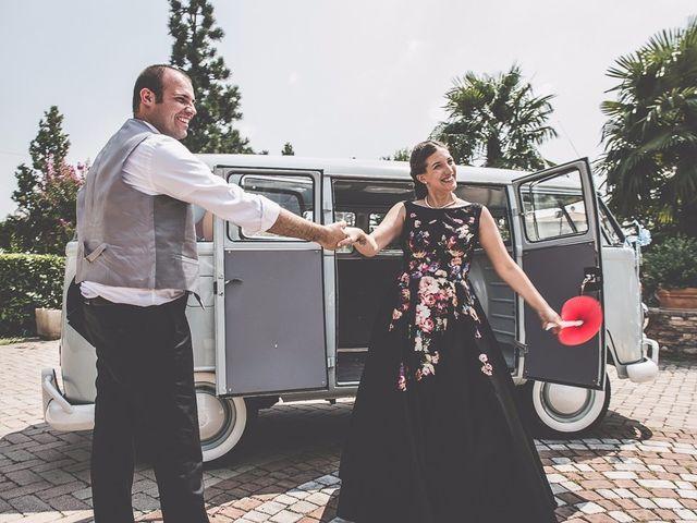 Il matrimonio di Andrea e Valentina a Bedizzole, Brescia 101