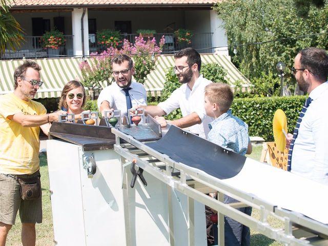 Il matrimonio di Andrea e Valentina a Bedizzole, Brescia 107