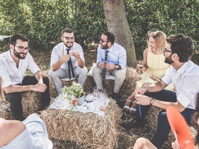 Il matrimonio di Andrea e Valentina a Bedizzole, Brescia 112