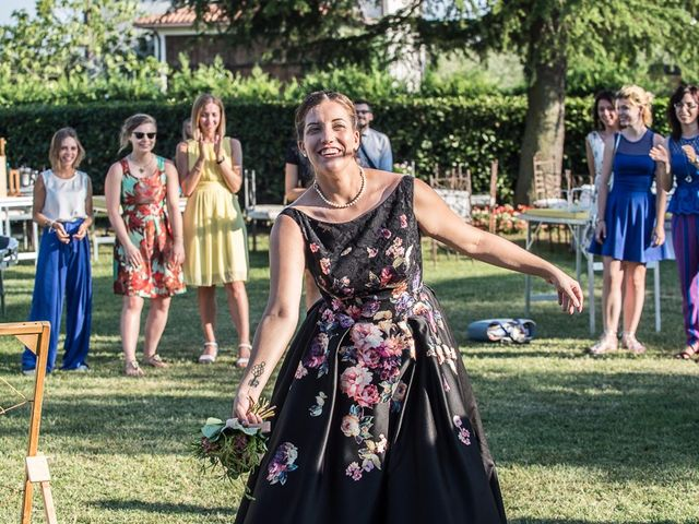 Il matrimonio di Andrea e Valentina a Bedizzole, Brescia 122