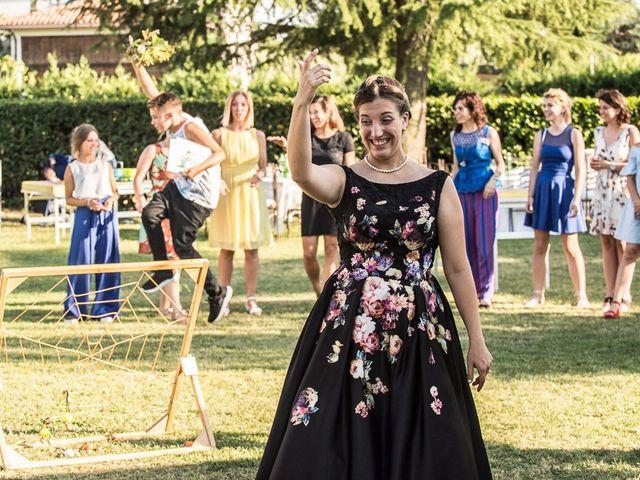 Il matrimonio di Andrea e Valentina a Bedizzole, Brescia 123