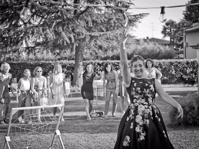 Il matrimonio di Andrea e Valentina a Bedizzole, Brescia 124