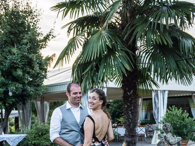 Il matrimonio di Andrea e Valentina a Bedizzole, Brescia 133