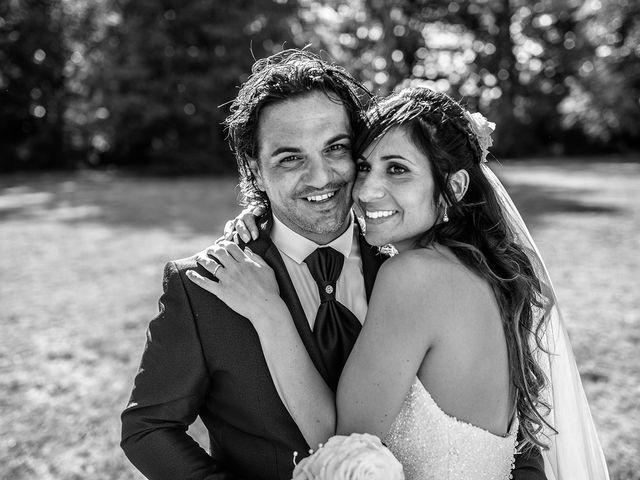 le nozze di Ylenia e Jimmy