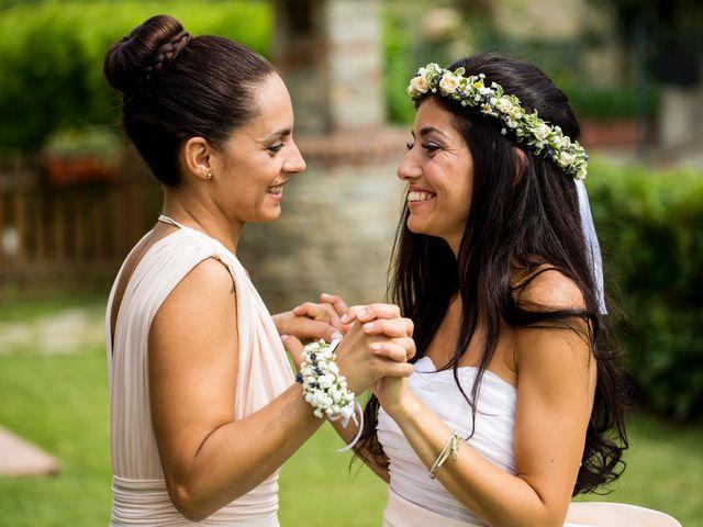 Il matrimonio di Davide e Elisa a Acqui Terme, Alessandria 23