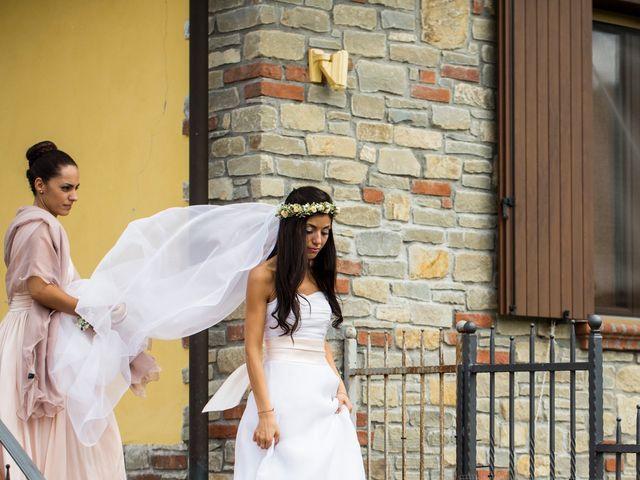 Il matrimonio di Davide e Elisa a Acqui Terme, Alessandria 24