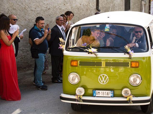 Il matrimonio di Davide e Elisa a Acqui Terme, Alessandria 25