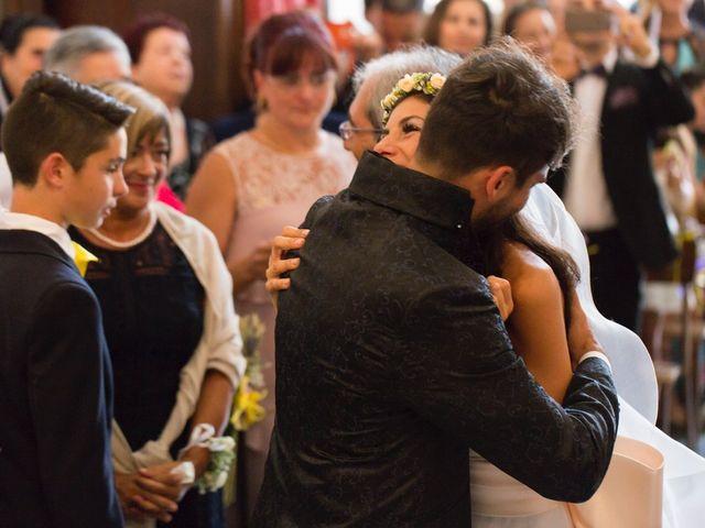 Il matrimonio di Davide e Elisa a Acqui Terme, Alessandria 27
