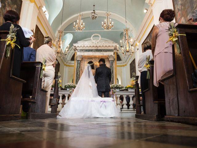 Il matrimonio di Davide e Elisa a Acqui Terme, Alessandria 31