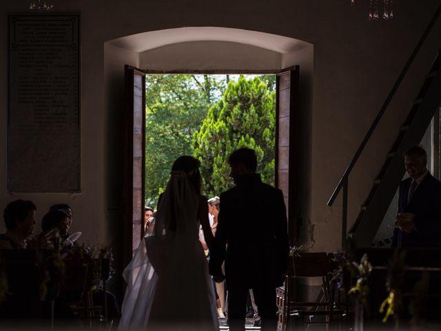 Il matrimonio di Davide e Elisa a Acqui Terme, Alessandria 32