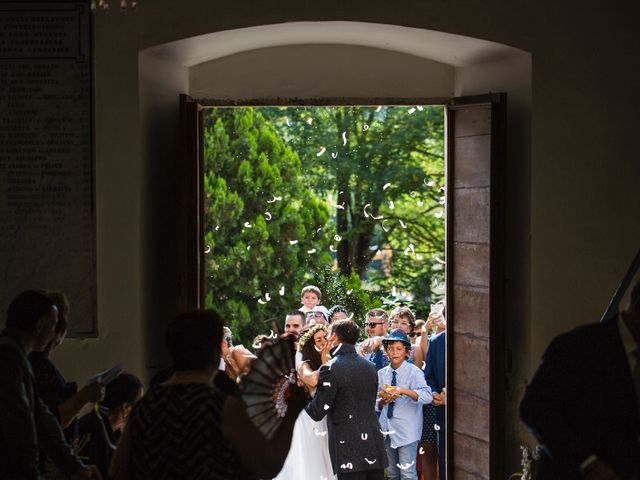 Il matrimonio di Davide e Elisa a Acqui Terme, Alessandria 33