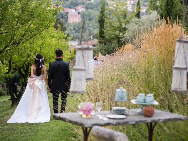 Il matrimonio di Davide e Elisa a Acqui Terme, Alessandria 41