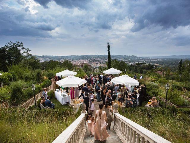Il matrimonio di Davide e Elisa a Acqui Terme, Alessandria 43
