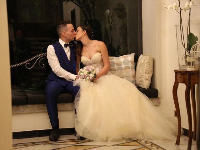 le nozze di Desy e Daniele