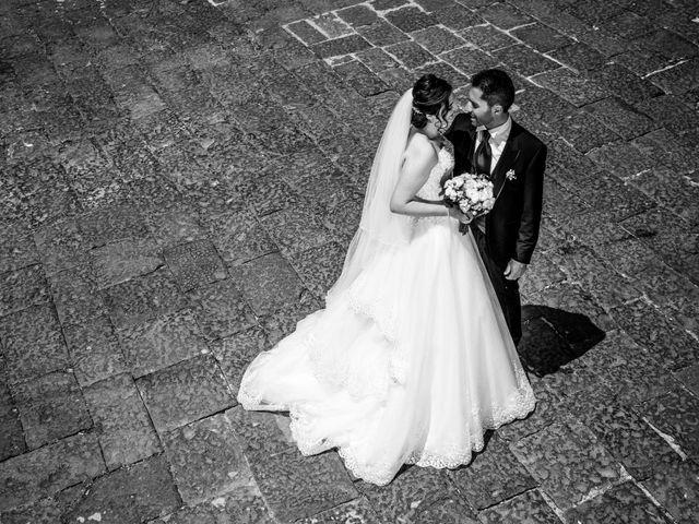 Le nozze di Amelia e Domenico