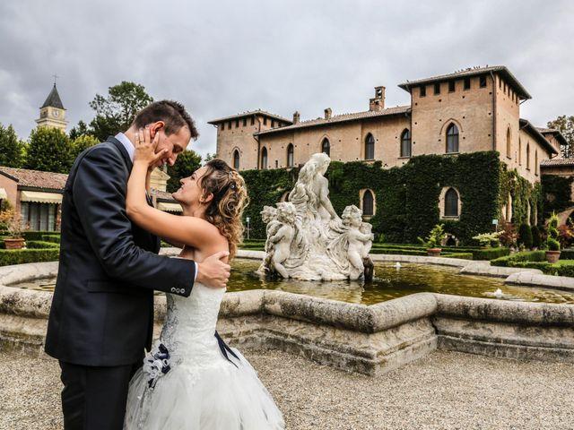 le nozze di Barbara e Mattia
