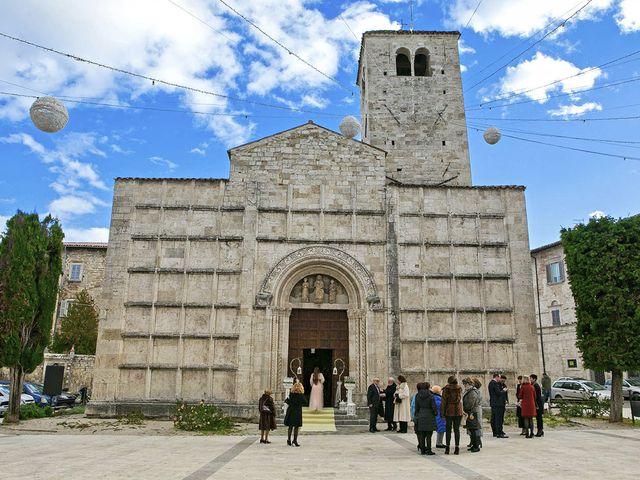 Il matrimonio di Francesco e Silvia a Ascoli Piceno, Ascoli Piceno 28