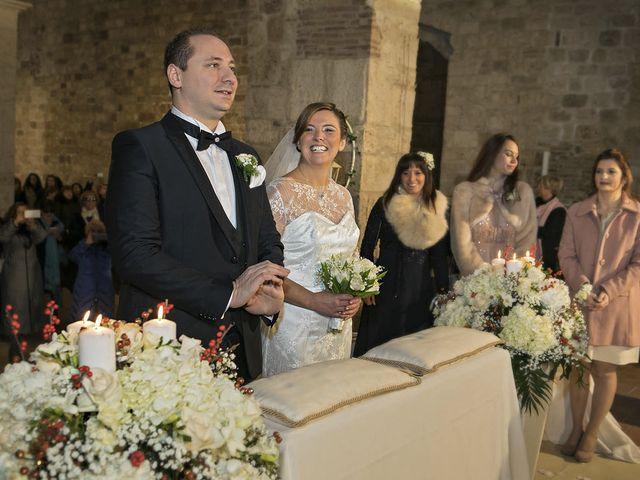 Il matrimonio di Francesco e Silvia a Ascoli Piceno, Ascoli Piceno 33