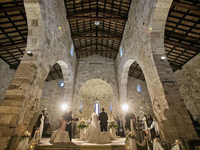 Il matrimonio di Francesco e Silvia a Ascoli Piceno, Ascoli Piceno 35