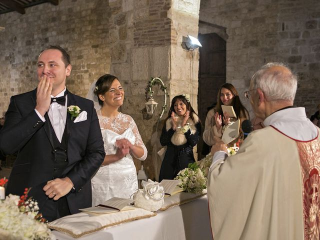 Il matrimonio di Francesco e Silvia a Ascoli Piceno, Ascoli Piceno 39