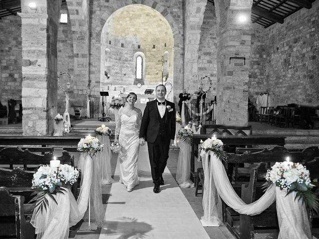 Il matrimonio di Francesco e Silvia a Ascoli Piceno, Ascoli Piceno 43