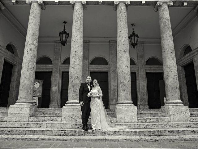 Il matrimonio di Francesco e Silvia a Ascoli Piceno, Ascoli Piceno 45