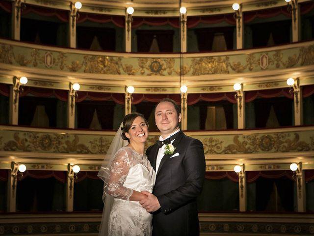 Il matrimonio di Francesco e Silvia a Ascoli Piceno, Ascoli Piceno 47