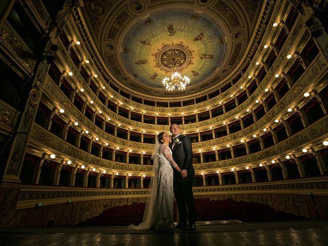 Il matrimonio di Francesco e Silvia a Ascoli Piceno, Ascoli Piceno 48