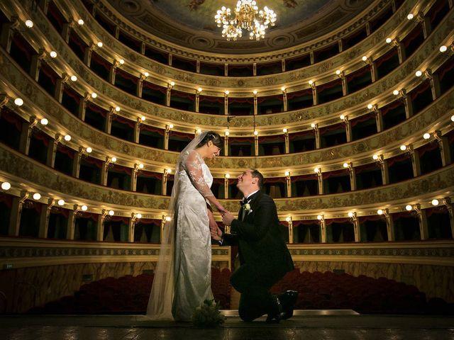 Il matrimonio di Francesco e Silvia a Ascoli Piceno, Ascoli Piceno 49