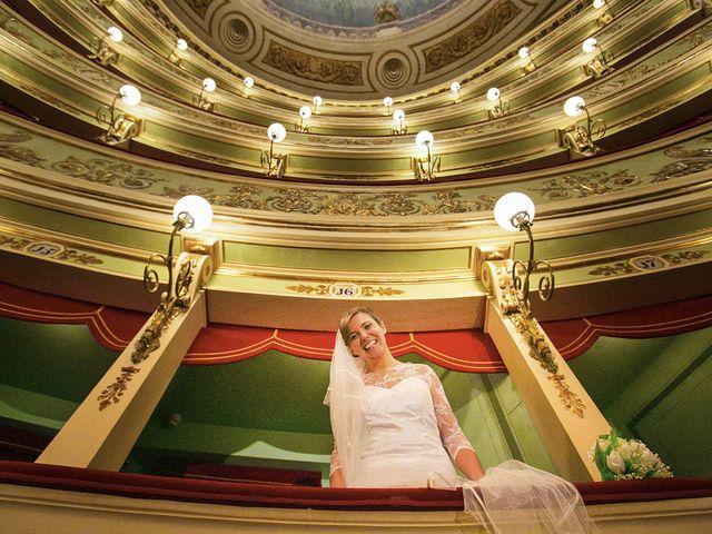 Il matrimonio di Francesco e Silvia a Ascoli Piceno, Ascoli Piceno 54