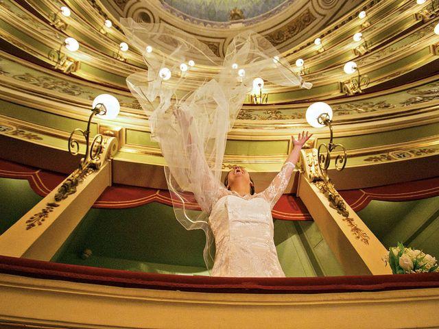 Il matrimonio di Francesco e Silvia a Ascoli Piceno, Ascoli Piceno 58