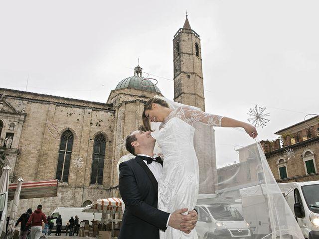 Il matrimonio di Francesco e Silvia a Ascoli Piceno, Ascoli Piceno 68
