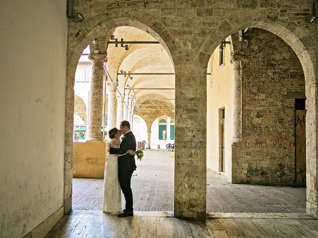 Il matrimonio di Francesco e Silvia a Ascoli Piceno, Ascoli Piceno 69