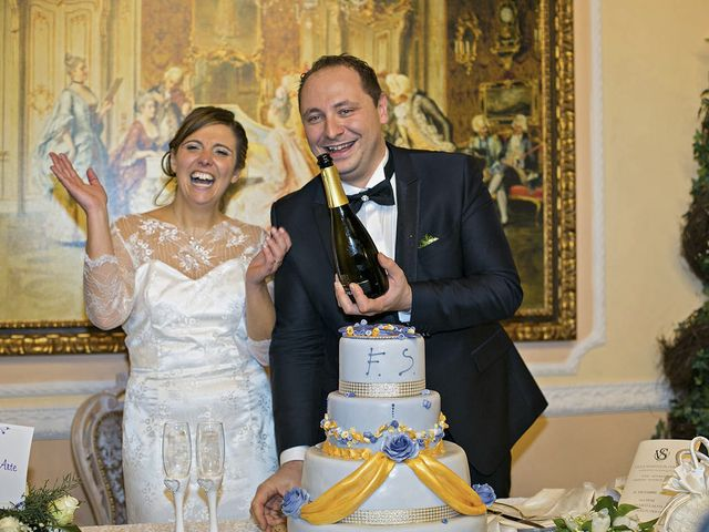 Il matrimonio di Francesco e Silvia a Ascoli Piceno, Ascoli Piceno 77