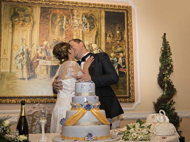 Il matrimonio di Francesco e Silvia a Ascoli Piceno, Ascoli Piceno 79