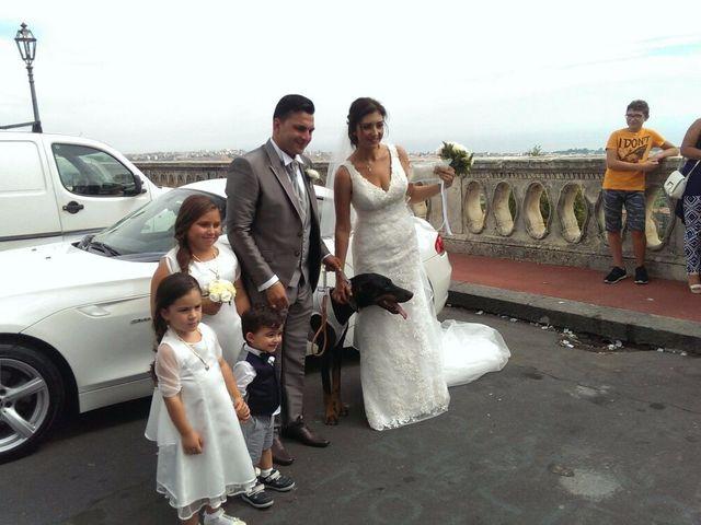 Il matrimonio di Valentina e Angelo a Aci Catena, Catania 1