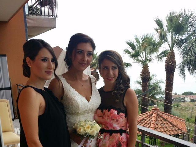 Il matrimonio di Valentina e Angelo a Aci Catena, Catania 4