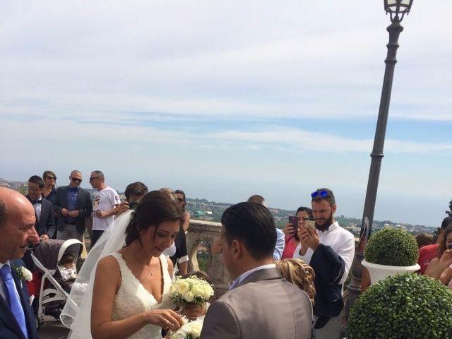 Il matrimonio di Valentina e Angelo a Aci Catena, Catania 5