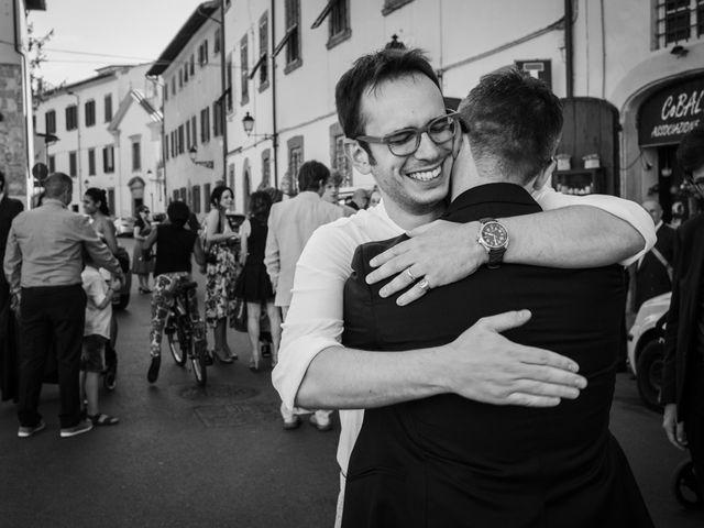Il matrimonio di Rocco e Elena a Pisa, Pisa 10