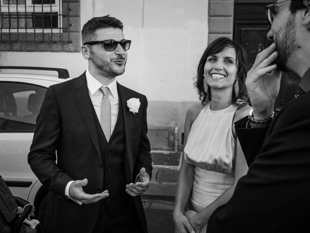 Il matrimonio di Rocco e Elena a Pisa, Pisa 11